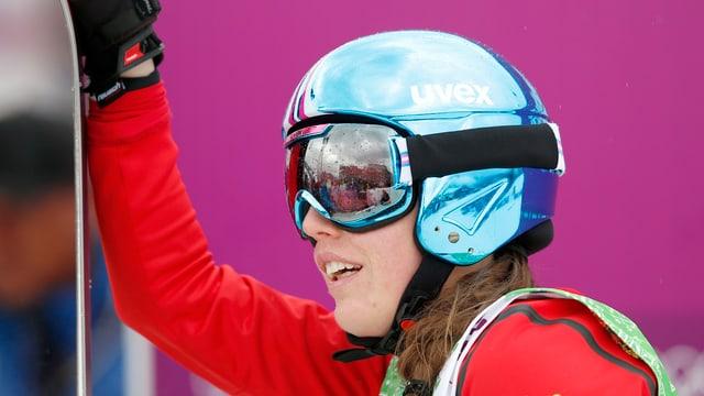 Katrin Müller kann die verbleibenden Rennen nicht mehr fahren.