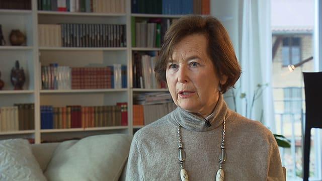 Video «Roger Schawinski im Gespräch mit Elisabeth Kopp» abspielen
