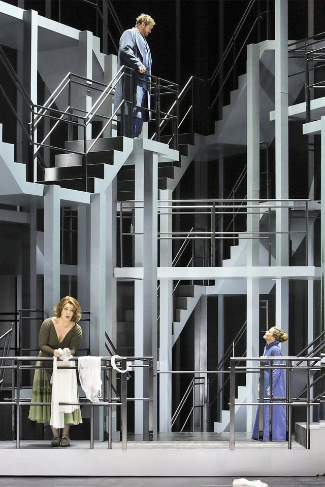 Ein Treppenlabyrinth à la M.C. Escher