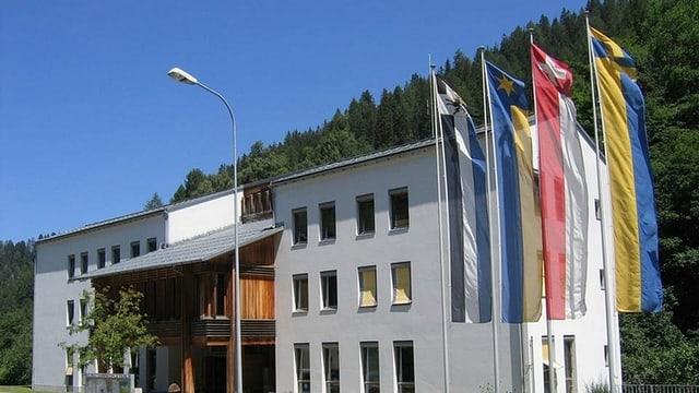 Chasa communala da Churwalden.