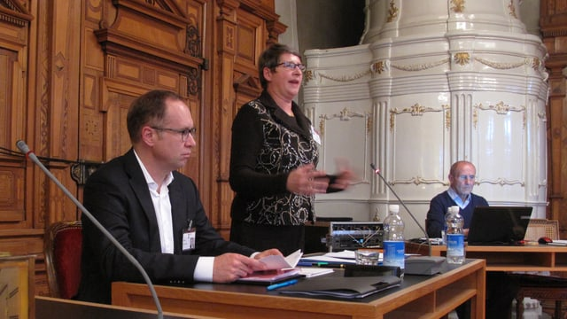 Stadträtin Ursula Stämmer