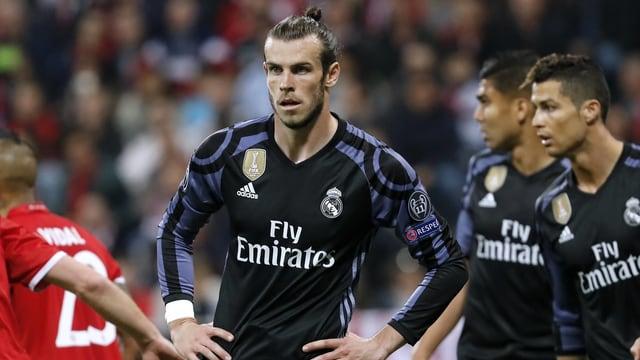 Gareth Bale leidet an Wadenproblemen.