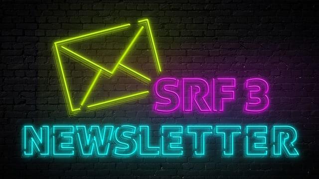 Logo SRF 3-Newsletter.