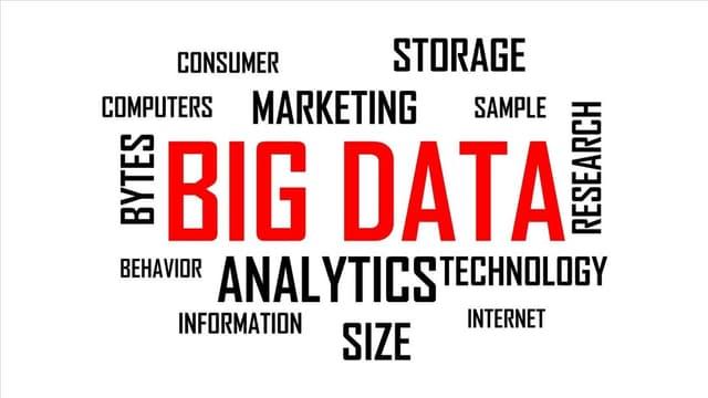 Grafica Big Data.