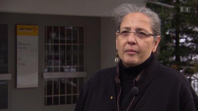 Seit 20 Jahren wohnt die Schriftstellerin Kristin T. Schnider in Wassen und seit drei Jahren ist sie sogar Gemeindepräsidentin.