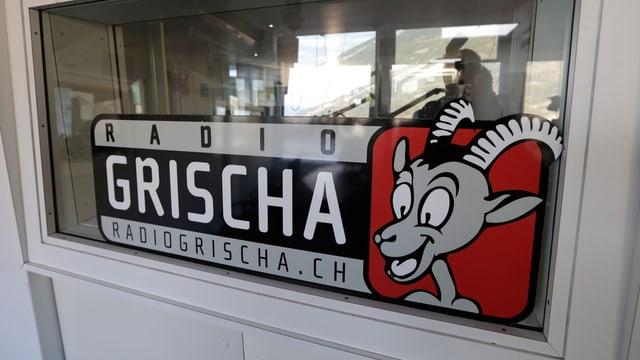 Logo da Radio Grischa.