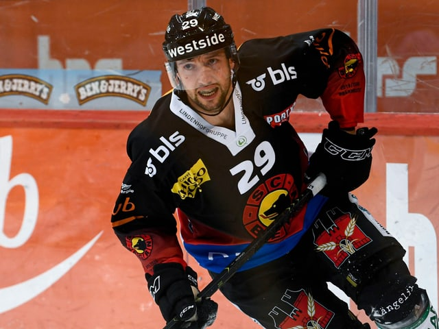 Nach 4 Jahren in Kloten und Bern zurück in Ambri: Daniele Grassi.