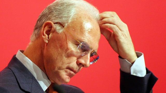 .Franz Beckenbauer