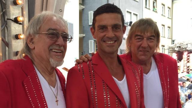 Amigos mit Roman Kilchsperger