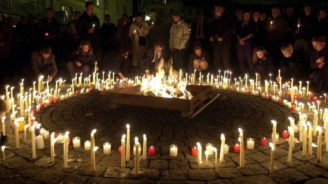 Zug: 20 onns dapi l'attentat en il parlament