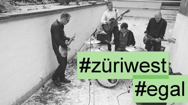 Züri West ist eine der wenigen namhaften Schweizer Bands, die sich vom Social Media-Wahn nicht beeindrucken lassen.