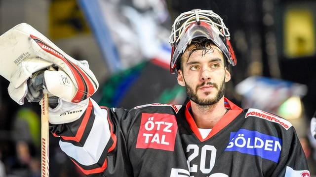 Il goli dal club da hockey da Cuira Leon-Vincent Sarkis