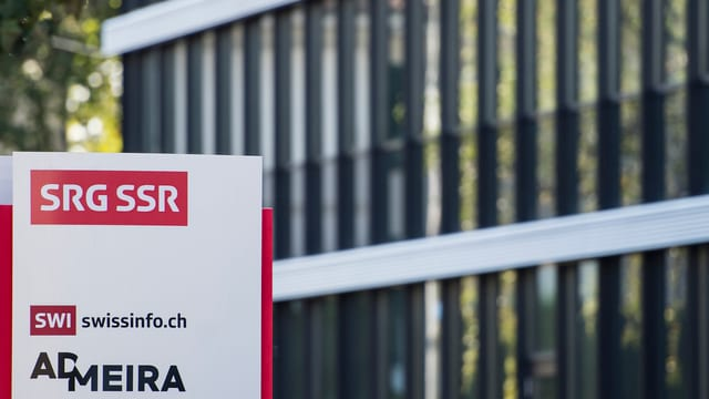 Tabla da SRG SSR, Swissinfo, Admeira