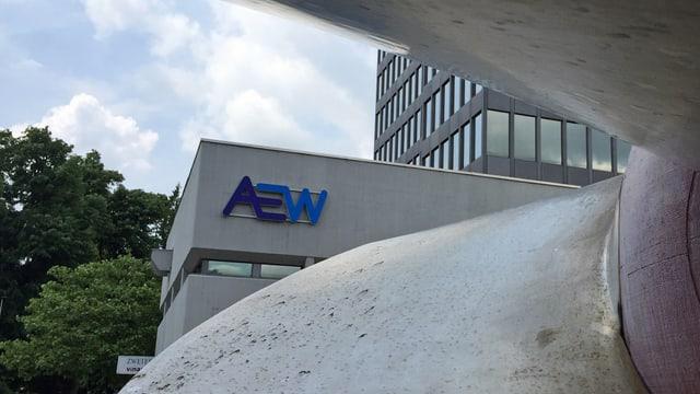 AEW Hauptsitz in Aarau