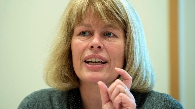 Sara Stalder, Geschäftleiterin Stiftung für Konsumentenschutz.