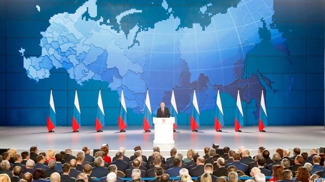 Russland: Wladimir Putin wirft USA Bruch des INF-Abkommens vor