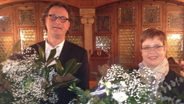 Wahl Geri Müller als Stadtammannt