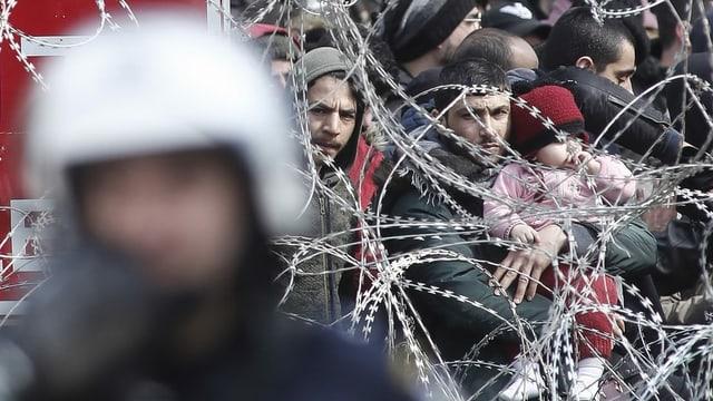 EU-Vertreter zeigen Präsenz in der Region