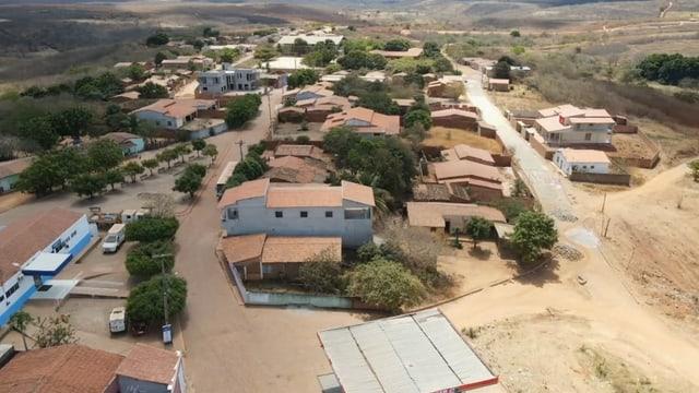 Der brasilianische Ort Guaribas.