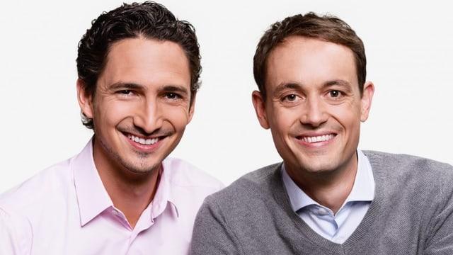 Kommentatoren-Duo
