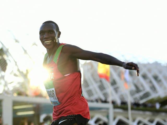 Weitere Sport-News des Tages - Kamworor läuft zum Halbmarathon-Weltrekord