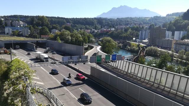 Spange Nord: Verkehrsentlastung oder überrissenes Projekt?