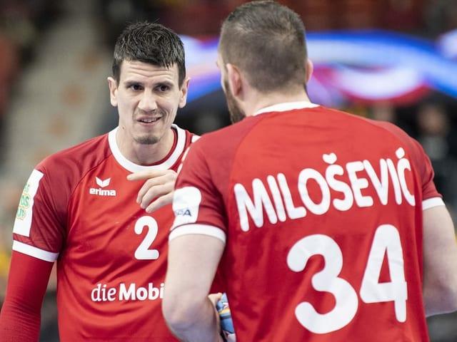 Handballer Andy Schmid.