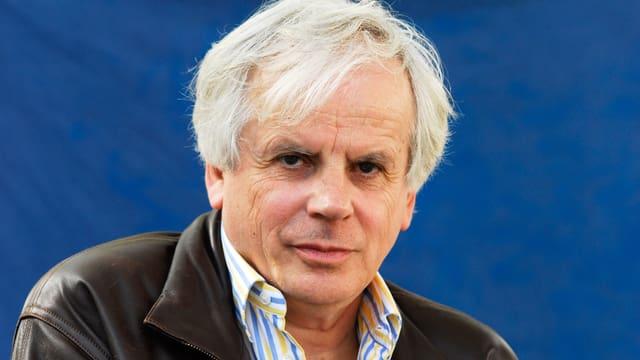 Schreibt erfolgreich Philosophie-Bücher wie auch Romane: der Berner Peter Bieri.