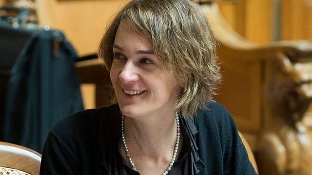 Ursula Wyss.