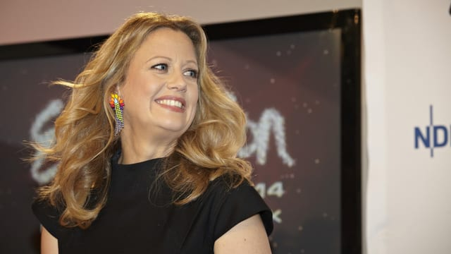 Sie hat gut lachen – Barbara Schöneberger ist die beliebteste deutsche TV-Lady