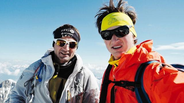 Video «Alle 4000er der Alpen (Teil 2)» abspielen