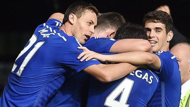 Chelsea ist nach 7 Runden immer noch ungeschlagen.