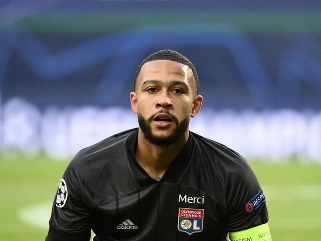 Leistungsträger Memphis Depay soll im Fokus von Borussia Dortmund stehen.