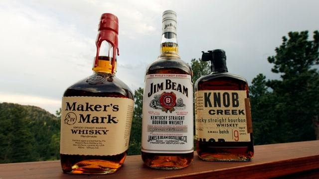 Bald EU-Zölle auf Whiskey, Zigarren und Jeans
