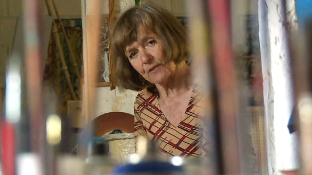 Video «In Gedenken: Die Künstlerin Lilly Keller - Cultiver son jardin» abspielen