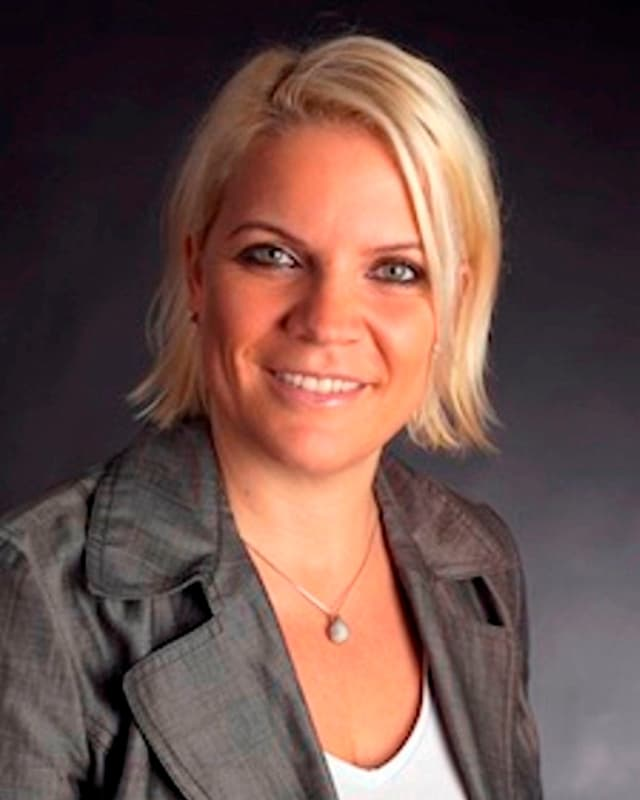 Cornelia Michel, Bankkauffrau aus Buchrain (LU)