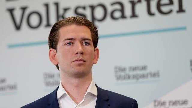 Kurz' ÖVP liegt laut Umfrgen klar vorn