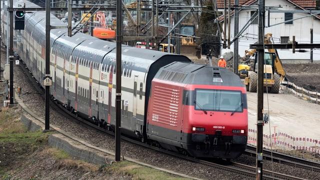 SBB-Zug