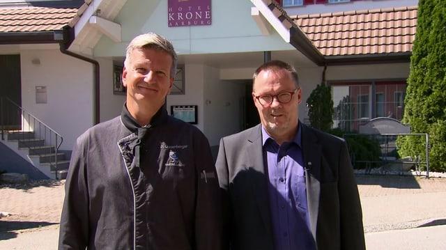 Video «Kanton Aargau – Tag 5 – Hotel Krone, Aarburg (Wiederholung)» abspielen