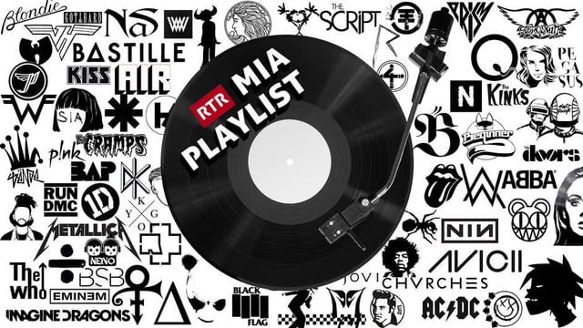 RTR – Mia playlist.