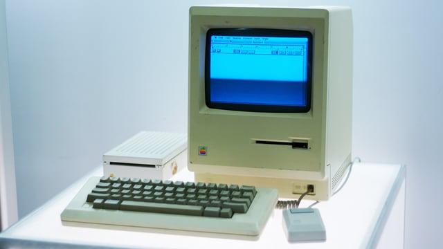 Alter Macintosh-Computer