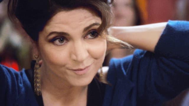 Agnès Jaoui in «Aurore».