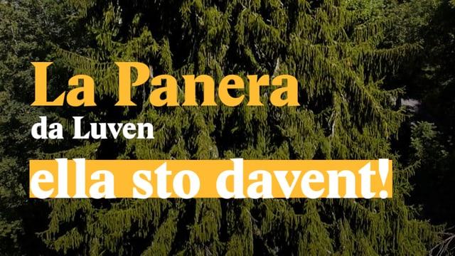 Laschar ir video «La Panera da Luven - Ella sto davent!»