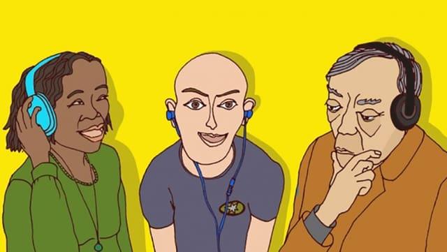 Live-HörPunkt: «Radiogeschichten aus aller Welt»