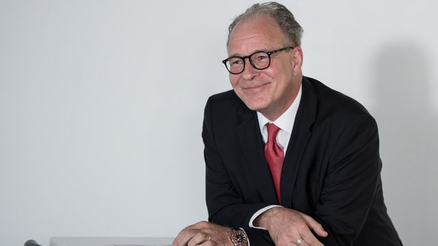 Seco-Direktor Boris Zürcher orientierte am Dienstag über die Umsetzung der Stellenmeldepflicht.