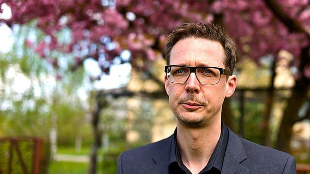 Politologe Michael Hermann.