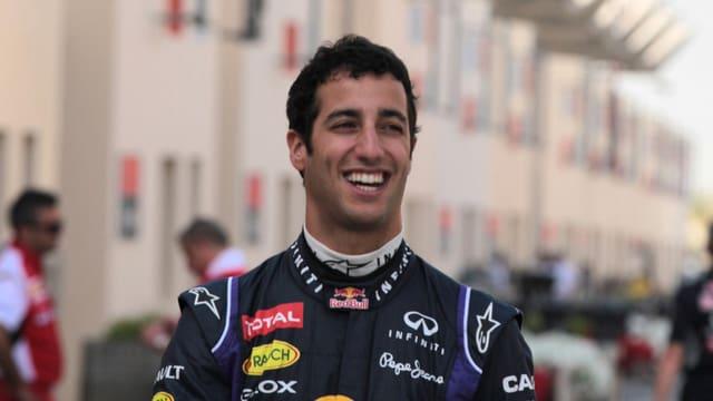 Der Australier tritt die Nachfolge seines Landsmanns Mark Webber im zweiten Cockpit des Konstrukteursweltmeisters an.