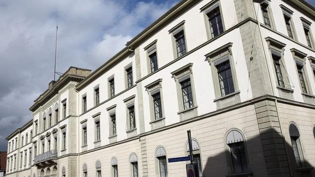 Regierungsgebäude TG