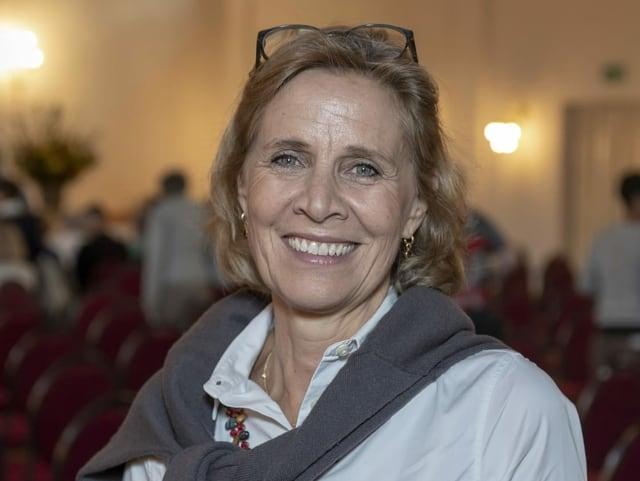 LDP-Präsidentin Patricia von Falkenstein