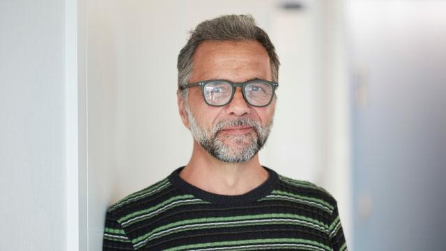Ein Porträt von Meinrad Furrer